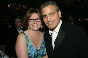 George Clooney,Thelma Adams,Film Society of Lincoln Center,Opening Night