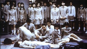 Hunger Games, Battle Royale, Japanese