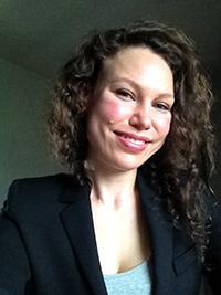 Writer-director Rachel Israel