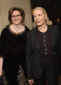 Me and Lauren Bacall, NYFCC 2005 Full-length