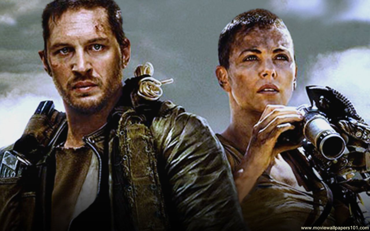 hardy boy drives mad max fury road to fast and furious action