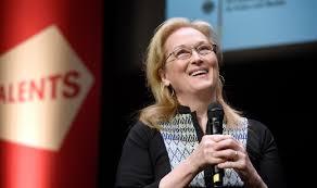 Meryl Streep talents Berlin